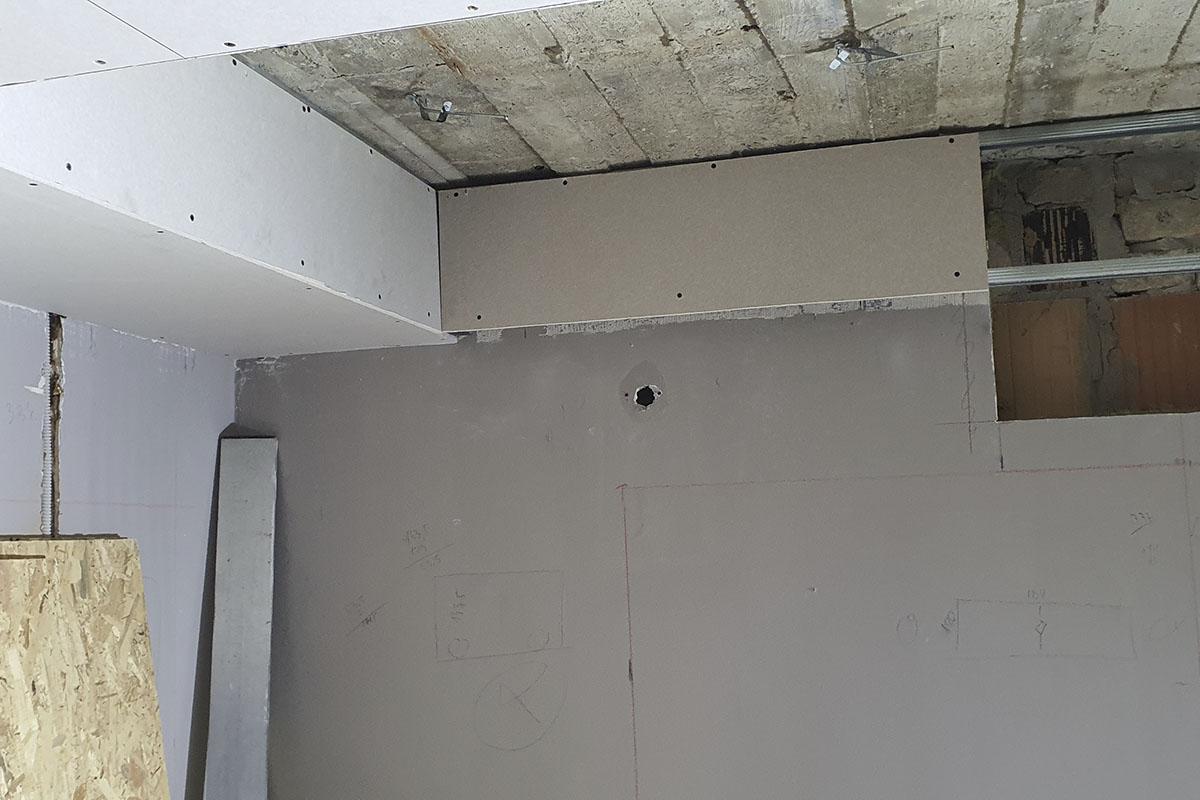 22. kerület, moziszoba kivitelezés, tervezés, házimozi szoba, moziszoba építés